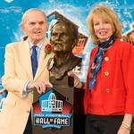​Mary Wilson, widow of Buffalo Bills owner Ralph Wilson, takes control of football team