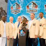Throwback Thursday: Ralph Wilson Jr. in Canton