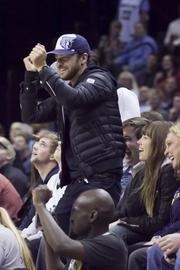 New minority owner Justin Timberlake sat courtside as the Grizzlies won 106-98