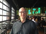 Lime: An American Cantina owner Curt Sims at the flagship restaurant at Denver Pavilions.