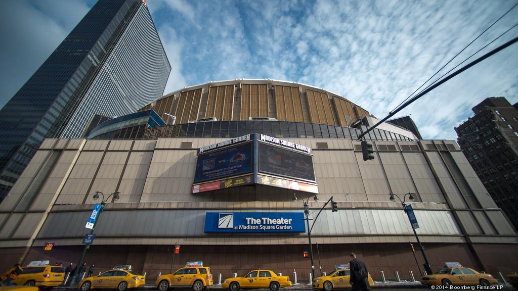 James Dolan Named Interim CEO Of Madison Square Garden   New York Business  Journal
