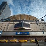 James <strong>Dolan</strong> named interim CEO of Madison Square Garden