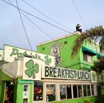 That green shamrock joint along PCH
