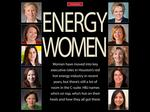 Where are the women in energy? And why won't they stand up?
