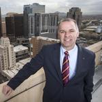 Profile: New City Manager Ed Zuercher cites Crescent Ballroom as major driver (Video)