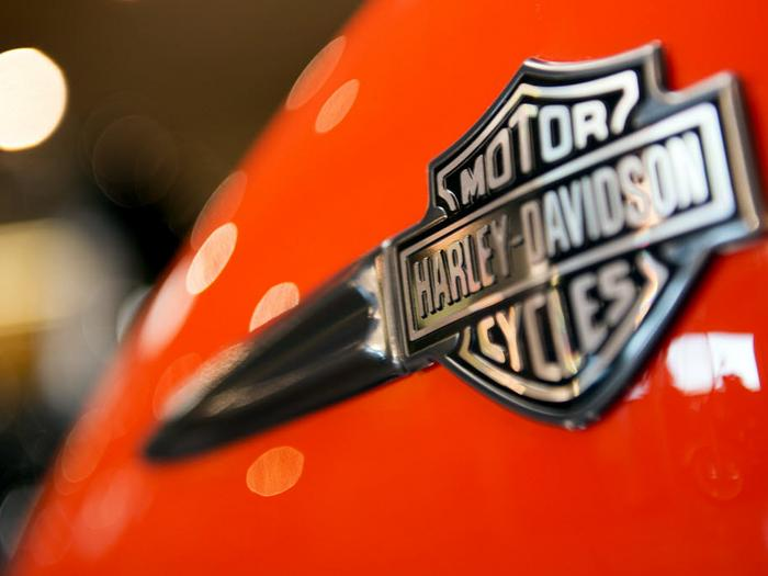 Harley-Davidson's worldwide sales drop 7%