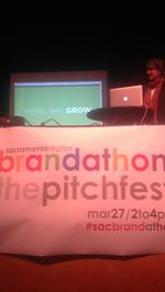 Brandathon slogans now in judges' hands