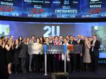 2U hires COO, will sell $300M in common stock as its share price continues to soar