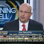 Ex-Qwest CEO Nacchio links downfall to NSA refusal (Video)