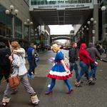 Comics, Characters and Cosplay: Seattle, you are in for an eventful weekend