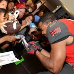 Florida Hospital and the Buccaneers to celebrate May babies