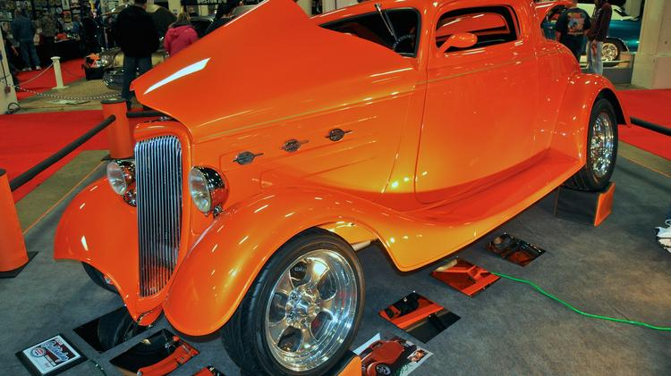 Hot Rods Hit The Seaport Boston Business Journal - World of wheels car show boston