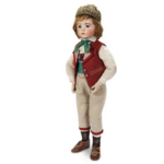Antique doll sells for record $300K