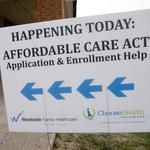 High-tech health insurer gets a small stake in Obamacare enrollment