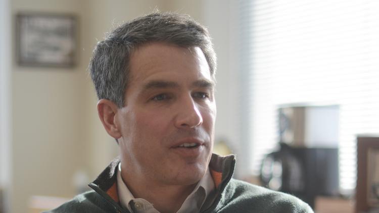 Polaris CEO Scott Wine