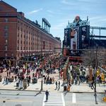Orioles plan major upgrades for Camden Yards