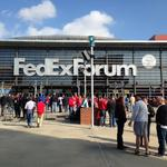 FedExForum expanding security protocols for all events