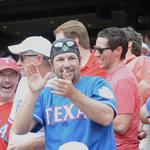 Texas Rangers open their season tonight in Oakland