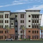 Prime Westshore parcel sold; apartment building going up