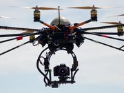 Drones may have finally become a target for Disney. JIM CARCHIDI
