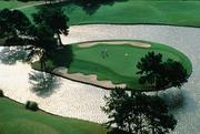 No. 4: Kingwood Country Club USGA Course Rating: 77.8 USGA Slope Rating: 140 Pictured: Island #18 (Main USGA-rated course)