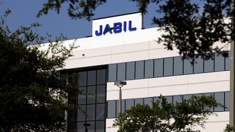 Jabil Circuit Inc. headquarters in St. Petersburg