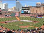 Orioles are first among American League teams for attendance gains this season