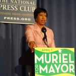 Democratic nominee Muriel Bowser: No plan 'to hold anything up'