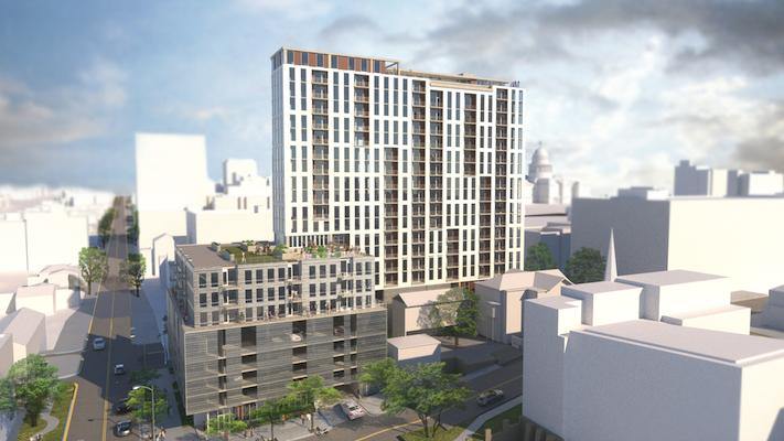 Another Austin Luxury High Rise Apartment Project Unveiled