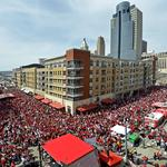 Going big for Opening Night has had huge payoff for Cincinnati Reds