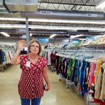 Tour Goodwill's new store in iconic storefront west of downtown