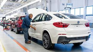 BMW to build training facility in College Park