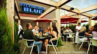What city should a Pittsburgh Blue Steakhouse expand to next?