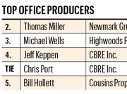 Top office producers