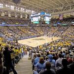Greensboro Coliseum and LJVM Coliseum: Collaboration replaces competition