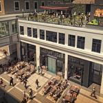Construction begins on big Nicollet Mall restaurant with rooftop patio (Rendering)