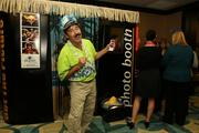 Argus Dental hosted a photo booth.