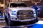 Ford unveils Atlas concept truck at Houston Rodeo - slideshow
