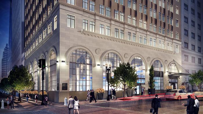 As construction begins, this is how Molasky Group saved Barnett Building