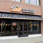 Zoup schedules opening date for first restaurant in region