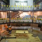 Chesapeake Shakespeare's new downtown theater is coming along 'surprisingly smooth'