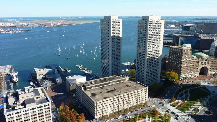 Boston Officials Push For Zoning Change To Allow Harbor Garage Tower