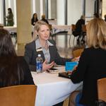 Mentoring Monday connects dozens of women to potential mentors
