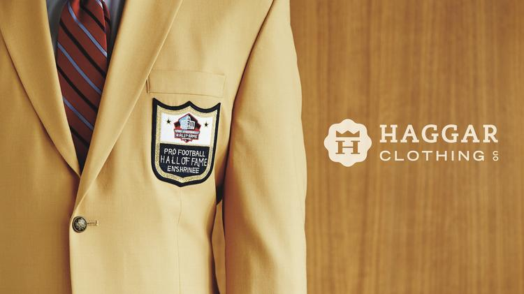 designer fashion cf9a5 9d70f Basketball's greatest will enter hall of fame wearing Haggar ...