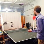 How a ping-pong-playing robot is revolutionizing robotics (Video)