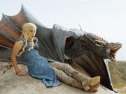 """HBO's """"Game of Thrones"""" garnered more Emmy nominations than any other show this season with 19."""