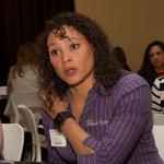Sharing success: Rachel White-McQuillan at Mentoring Monday