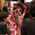 What does speed networking look like? See photos from Bizwomen Mentoring Monday