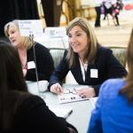 1 room, 250 female power brokers: BizWomen's Mentoring Monday
