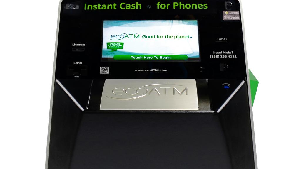 EcoATM doubles Dallas-Fort Worth smartphone recycling kiosks